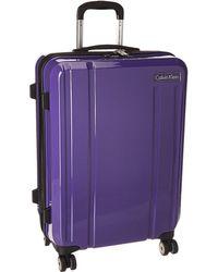 "Calvin Klein | Beacon 24"" Upright Suitcase | Lyst"
