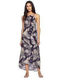 c13c6b41ae4e Tavik - Ravello Maxi Dress (latona Palm Evening Blue) Dress - Lyst