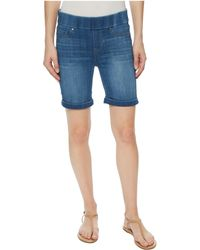 Liverpool Jeans Company - Roxie Pull-on Walking Shorts In Silky Soft Denim In Lanier Mid - Lyst