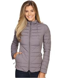 The North Face - Lucia Hybrid Down Jacket - Lyst