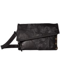 Hammitt - Dillon (black Stitch/gold Matte) Handbags - Lyst