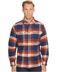 Woolrich - Oxbow Bend Flannel Shirt - Lyst