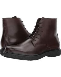 Kenneth Cole - Design 10405 (brown) Dress Lace-up Boots - Lyst