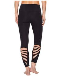 e19ca3b02c8ed7 Onzie Bridal Laced-up Leggings (white) Workout in White - Save 58% - Lyst