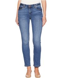 Jones New York - Madison Slim Ankle Cool-max In Dreamer Wash - Lyst