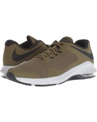 984f7f2c22 Lyst - Nike Air Max Advantage Sneaker in Black for Men
