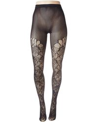 Wolford - Blossom Tights - Lyst