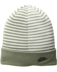 Lyst - Nike Chelsea Fc Beanie Hat in Gray bb0d7c5257bc
