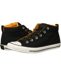 aec9f37c426 Lyst - Converse Chuck Taylor® All Star® X Nike Flyknit Ox in Black ...