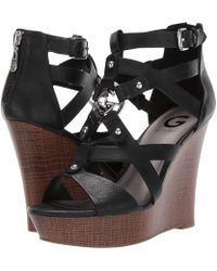 4bbec983f687 Lyst - G by Guess Dacen in Black