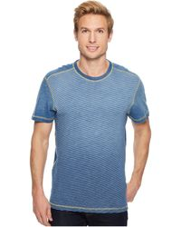 Agave - Bundoran Short Sleeve Crew Neck T-shirt - Lyst