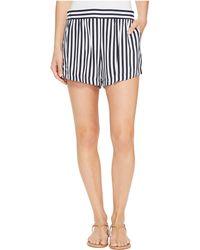 Splendid - Boardwalk Stripe Shorts - Lyst