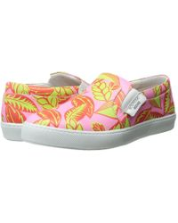 Boutique Moschino - Tropic Slip-on Sneakers - Lyst