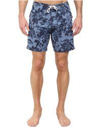 Wesc | Coe Swim Shorts | Lyst