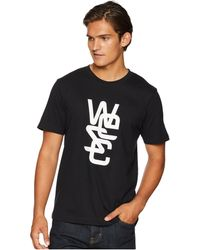 Wesc - Overlay T-shirt - Lyst