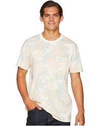 Wesc - Maxwell Camo T-shirt - Lyst