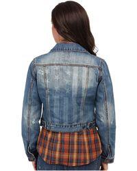 Roper - Vintage Patriotic Jean Jacket - Lyst