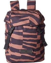 abf796c6f17d Lyst - Adidas By Stella Mccartney Convertible Backpack (black black ...