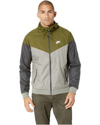 4359d634d674 Lyst - Nike Tech Fleece Windrunner in Black for Men