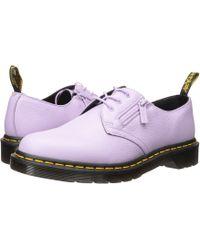 Dr. Martens | 1461 W/ Zip 3-eye Shoe | Lyst