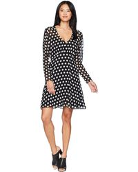 Juicy Couture - All Over Dot Flirty Dress - Lyst