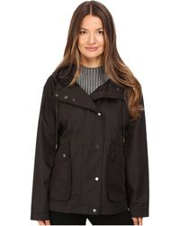 ATM - Cropped Techno Parka - Lyst