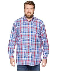 2947d90e Polo Ralph Lauren Big & Tall Chambray Button Down Short Sleeve Sport Shirt  for Men - Lyst