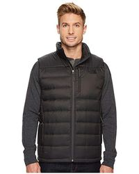The North Face - Aconcagua Vest (asphalt Grey) Vest - Lyst