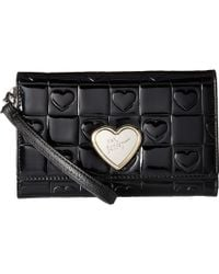 Betsey Johnson - New Trifold Wallet - Lyst
