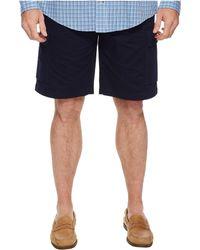 Lacoste - Broken Twill Cargo Bermuda Shorts, Fh4681 - Lyst
