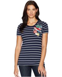 ecd678c02d1dde Tommy Bahama - Parrot Trap Embroidered Tee - Lyst