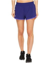 Under Armour - Launch Tulip Shorts - Lyst