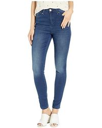 Seven7 - High-rise Skinny In Legacy (legacy) Jeans - Lyst