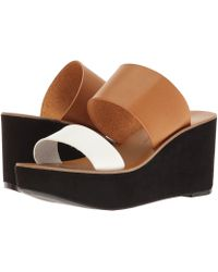 81e81d45573a Lyst - Naturalizer Ollie Wedge Sandals