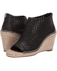 Vince Camuto - Lereena (black) Wedge Shoes - Lyst