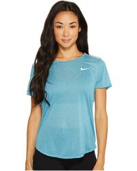 Nike - Breathe Running Top - Lyst