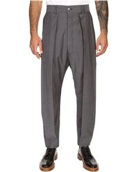 Vivienne Westwood - Classic Suiting Wool Omar Trousers - Lyst
