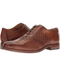 Cole Haan - Washington Grand Woven Saddle - Lyst