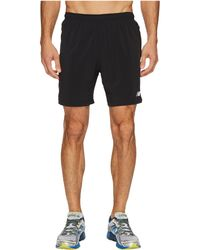 "New Balance - Impact 7"" Shorts - Lyst"