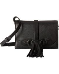 Foley + Corinna - Bo Leather Cross-Body Bag - Lyst