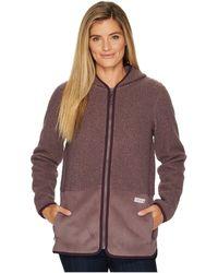 Mountain Hardwear - Warmsby Fleece Hooded Parka - Lyst