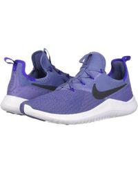 9e2d0a36e7f9 Lyst - Nike Free Tr 7 in Gray