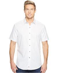 Robert Graham - Cullen Short Sleeve Woven Shirt - Lyst