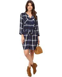 ONLY - Nema Short Woven Dress - Lyst