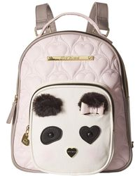 Betsey Johnson - Convertible Backpack - Lyst
