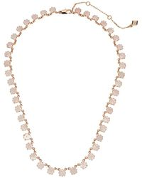 Vera Bradley - Casual Glam Station Necklace - Lyst