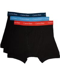 CALVIN KLEIN 205W39NYC - Cotton Classic Boxer Brief 3-pack Nu3019 - Lyst