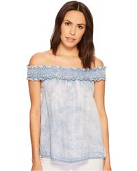 Stetson - Off The Shoulder Top - Lyst