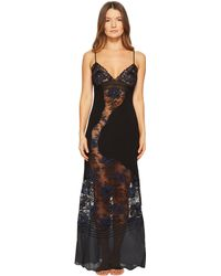 La Perla - Desert Rose Night Gown - Lyst