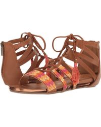 Kenneth Cole Reaction - Lost Look 2 Gladiator Sandal - Lyst